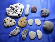 Natural Lot Stones from Holy Land for Aquarium, Collectibles, 518 gr