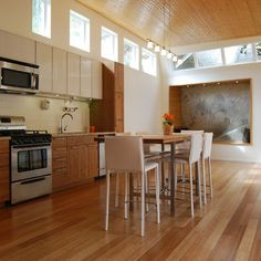 19 best Single wall kitchens images on Pinterest | Kitchen designs Ideas For Single Wall Galley Style Kitchens Html on