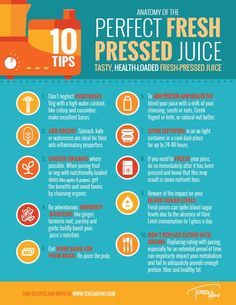 Juicing keeps me lean, Clean & green! My top 10 tips for the making the ultimate fresh-pressed juice