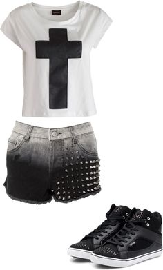 """Untitled #284"" by suicidalmemories ❤ liked on Polyvore"