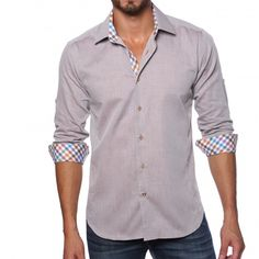 Jared Lang, Dress Shirt style # AVEPRO1179 | TEMPTBRANDS