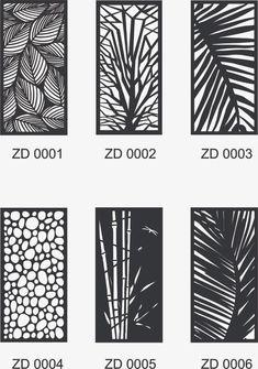Paneles Calados Decorativos De 1,2 X 0,60 Mt X 1,2mm - $ 1.297,00 en Mercado Libre Metal Walls, Metal Wall Art, Metal Sheet Design, Jaali Design, Garden Wall Designs, Cnc Cutting Design, Window Grill Design, Laser Cut Panels, Room Partition Designs