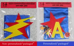 Do-It-Yourself CAPE DECORATING KIT..great gift or party activity