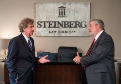 Steinberg Law Firm Secures Workers' Comp Benefits for Client Who Tripped at Work