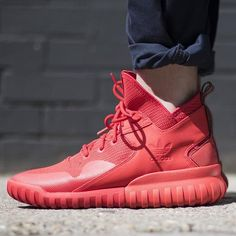 「The adidas Tubular X will debut sooner than expected.  More details on solecollector.com」