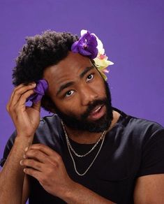 """hoursuponseconds: """" Donald Glover For The New Yorker """""""