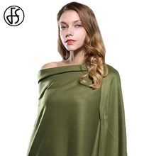 FS Cashmere Scarf Women Winter Luxury Brand Solid Color Tassel Warm Long Head Scarves 2017 Wool Shawls Wraps Echarpe Pashmina //Price: $US $9.07 & FREE Shipping //   #watches #bracelets #rings #shirts #earrings #dress