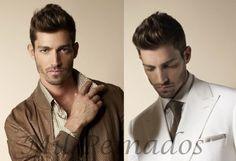 Moda Super Fashion: Estilos - Cortes de Cabello para hombre 2012