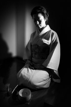 Host( Japanese tea ceremony )