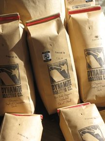 Dynamite Roasting Company - Ethiopia Natural Sidamo
