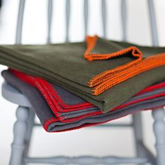 Outpost Throw : Wool Throws | Faribault Woolen Mill Co.