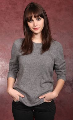 Want Felicity Jones' hair
