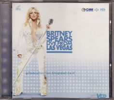 Britney Spears Collection by Gilad: Live From Las Vegas [Thailand VCD]
