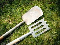 review spork spade fork moestuin tuingereedschap Dit en nog veel meer op De Boon in de Tuin | http://deboon.blogspot.nl