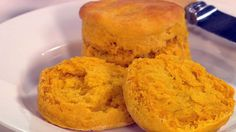 Classic Scottish Pumpkin Scones   Bet these are good with applebutter!
