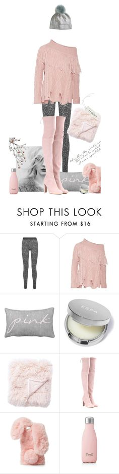"""My Day~"" by dianefantasy ❤ liked on Polyvore featuring Wolford, Philosophy di Lorenzo Serafini, Stuart Weitzman, Ashlyn'd, S'well, polyvorecommunity and polyvoreeditorial"