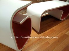 Acrylic solid surface made corian garden bench RM-016, View decorative garden bench, OEM Product Details from Yiyang Furniture Limited on Alibaba.com