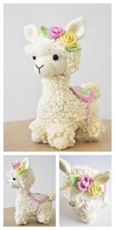 The Effective Pictures We Offer You About crochet toys english A quality picture can tell you many things. You can find the most beautiful pictures that can be presented to you Crochet Animal Amigurumi, Amigurumi Doll, Crochet Animals, Amigurumi Patterns, Crochet Dolls, Knitted Toys Patterns, Knitting Patterns, Cute Crochet, Crochet Crafts