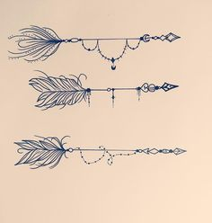 Tattoo Arrow Design Inspiration 52 IdeasYou can find Arrow tattoos and more on our website. Trendy Tattoos, Cute Tattoos, Beautiful Tattoos, Body Art Tattoos, New Tattoos, Small Tattoos, Tattoos For Guys, Sleeve Tattoos, Tatoos