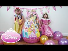 Disney Princess Videos Super Giant Surprise Egg WORLDS BIGGEST Cinderella Frozen Movie Toys unboxing - YouTube