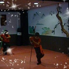 Practicando la forma de palo Escuela de Artes Marciales   WUDANG SHAOLIN   #kungfu #taichi #taichichuan #chikung #defensapersonal #kravmaga #kapap UBICACION ● 》 TALAVERA DE LA REINA