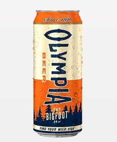 Olympia Bigfoot Can