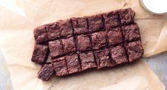 Double-Chocolate Brownie Bites Recipe