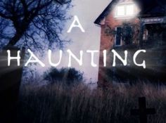 The TV series, A Haunting, is a well recognized paranormal show on the Discovery Channel. The series are the replication of true horror stories. Spooky Places, Haunted Places, Haunted Houses, Creepy Houses, Abandoned Places, Paranormal Videos, Ghost Shows, Ghost Hunting, Great Tv Shows