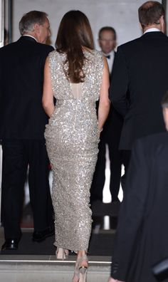 Kate Middleton and Prince William at Tusk Awards Dinner Photo 15