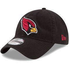 on sale da609 9ccb1 Men s Arizona Cardinals New Era Black Core Classic 9TWENTY Adjustable Hat,  Your Price   19.99