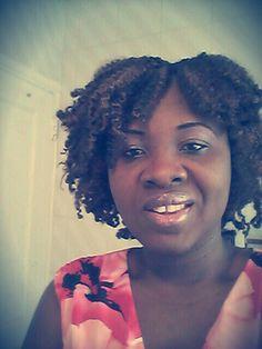 Afro kinky Tammy hair
