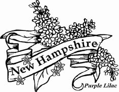Printable Flower Coloring Pages, Coloring Pages For Kids, Flowering Shrubs, Free Printables, Lilac, Symbols, Group, Flowers, Diy