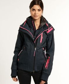 Superdry Snow Wind Bomber