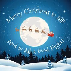 santa fin merry christmas meme christmas print christmas quotes christmas clipart - Merry Christmas To All And To All A Good Night