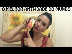 O melhor ANTI-IDADE por R$ 6,99 do MUNDO!POTENTE. - YouTube