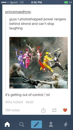 I can't with this fandom anymore.<< These are no mere rangers... <<OH GOD I'M DYING I AM 100% DONE WITH THOS FANDOM