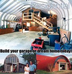 Residential Steel Homes