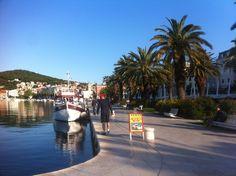 Split, Kroatië!