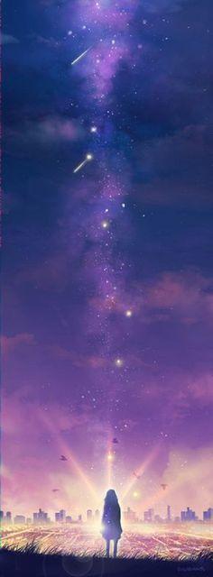 New wallpaper anime art sad 25 Ideas Manga Art, Anime Art, Sad Anime, Illustration Fantasy, Anime Pokemon, Anime Galaxy, Anime Scenery, Night Skies, Oeuvre D'art