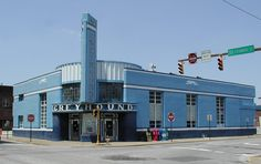 Evansville Moving Forward: Realizing the Old Greyhound Bus Station's Potential