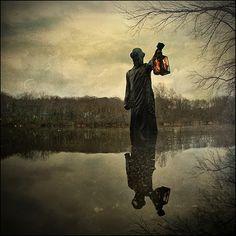 Área Visual: El surrealismo fotográfico de Nicolas Bruno