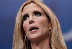 Ann Coulter - Stop. Just stop.