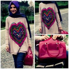 Cool Style Muslimah