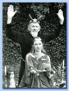 Stewart and Janet Farrar - Elders of the Craft - Authors of A Witches Bible Complete