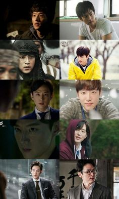 Kwon Yool, Lets Fight Ghost, Happy Endings, Korean Actors, Korean Drama, Jimin, The Voice, 29 June, Movie Posters