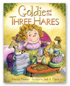 Book, Goldie and the Three Hares by Margie Palatini; use for teaching cause and effect Library Lessons, Reading Lessons, Reading Strategies, Reading Activities, Reading Skills, Teaching Reading, Reading Comprehension, Teaching Ideas, Kids Reading