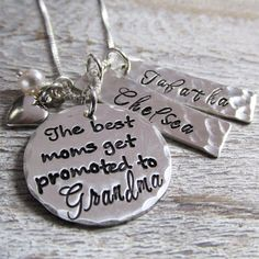 Hey, I found this really awesome Etsy listing at https://www.etsy.com/listing/182196463/grandma-necklace-the-best-moms-get