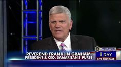 Franklin Graham: 'It Wasn't Donald Trump That Divided This Country'