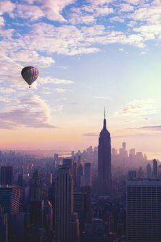 New York ☺ ☂ ☺. ☻
