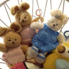 #littlecottonrabbits #tennis#knittingdoll#곧가요조금만기다려gia janie!